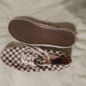 Vans Checkers Men Shoes
